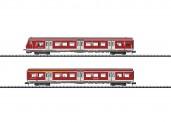 Trix 15890 DBAG S-Bahn Personenwagen-Set 2-tlg Ep.6