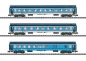 Trix 15935 CD Personenwagen-Set 3-tlg Ep.6