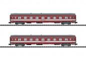 Trix 15951 SNCF Personenwagen-Set 2-tlg Ep.4
