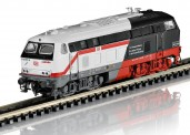 Trix 16825 DBAG Diesellok 218 497 FZI Cottbus Ep.6