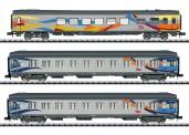 Trix 18210 SNCF Personenwagen-Set 3-tlg. Ep.5/6
