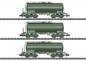 Trix 18212 USTC Kesselwagen-Set 3-tlg. Ep.3
