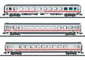 Trix 18215 DBAG IC Schnellzugwagen-Set 3-tlg. Ep.6