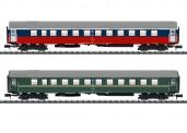 Trix 18252 Nachtschnellzug EC Venezia 2-tlg Ep.5