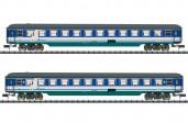 Trix 18255 Nachtschnellzug EC Venezia 2-tlg Ep.5/6