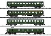 Trix 18709 DB Personenwagen-Set 4-tlg. Ep.4