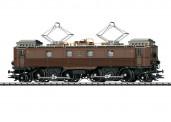 Trix 22899 SBB E-Lok Be 4/6 braun Ep.2