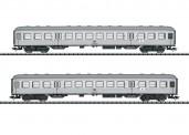 Trix 23147 DB Personenwagen-Set 2-tlg. Ep.4