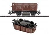 Trix 24050 DB Schienenreinigungswagen Ep.3
