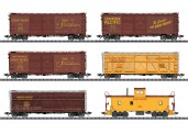 Trix 24914 U.P. Güterwagen-Set Ep.3