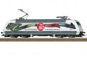 Trix 25379 DBAG Design&Bahn E-Lok BR 101 Ep.6