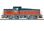 Trix 25945 SJ Diesellok T44 Green Cargo Ep.5