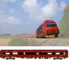 ASM 188686 NSB Personenzug 2-tlg. Ep.5