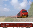 ASM 188689 NSB Personenzug 2-tlg. Ep.5