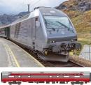 ASM 188692 NSB Personenzug 2-tlg. Ep.6