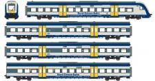 ASM 59001 NOB Personenwagen-Set 4-tlg. Ep.5/6