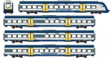 ASM 59101 NOB Personenwagen-Set 4-tlg. Ep.5/6 AC