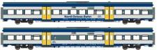 ASM 59102 NOB Personenwagen-Set 2-tlg. Ep.5/6 AC