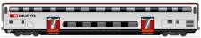 HAG 61040 SBB Doppelstockwagen 1.Kl Ep.6 AC