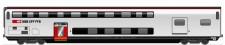 HAG 61099 SBB Doppelstockwagen Gepäck Ep.6