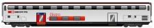 HAG 61133 SBB Doppelstockwagen Bistro Ep.6