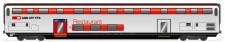 HAG 61134 SBB Restaurant-Doppelstockwagen Ep.6 AC