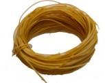 Zimo FLEXL10-YW Hochflexible Litze gelb, 10 m
