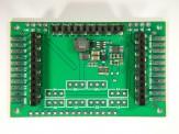 Zimo LOKPL95BV15 Lokplatine zu MX695LS/MX695LV für 1,5 V