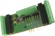 Zimo LOKPL96KV Lokplatine für MX696S & MX696V