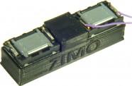 Zimo LS50X15X14 Lautsprecher 50 x 15 x 14 mm, 4 Ohm
