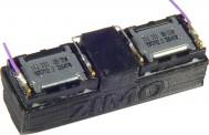 Zimo LSG50X15X14 Lautsprecher 50 x 15 x 14 mm, 16 Ohm