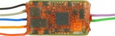 Zimo MX820D Einzelweichendecoder mit 7 Drähten