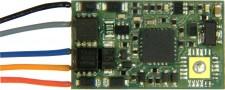 Zimo MX820E Einzelweichendecoder mit 5 Drähten