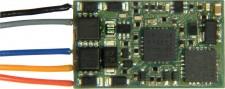 Zimo MX820X Einzelweichendecoder mit 5 Drähten