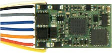 Zimo MX820Y Zweifachweichendecoder mit 8 Drähten