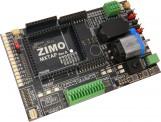 Zimo MXTAPV Decodertest und Anschlussplatine