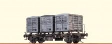 Brawa 37401 DB Behältertragwagen Ep.3