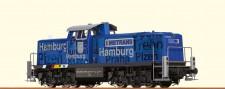 Brawa 41534 Metrans Diesellok BR 295 Ep.6