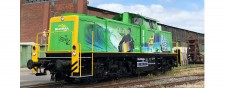 Brawa 41576 Diesellok 291 Sunrail, V,  DC Dig EXT