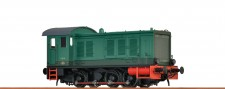 Brawa 41628 SNCB Diesellok 230 Ep.3