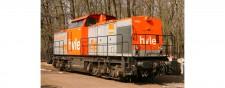 Brawa 41702 HVLE Diesellok BR 203 Ep.6