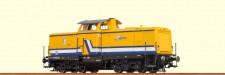 Brawa 42824 E-Genie Diesellok V100 Ep.6