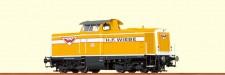 Brawa 42855 H. F. Wiebe Diesellok BR 211 Ep.6 AC
