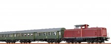 Brawa 45913 DBK Personenzug-Set 4-tlg Ep.6 AC
