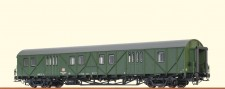 Brawa 46256 DB Packwagen 4-achs Ep.4