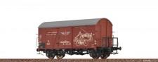 Brawa 47981 DB Zündapp gedeckter Güterwagen Ep.3
