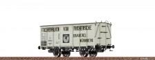 Brawa 48034 KBayStsB Tuchersche ged. Güterwagen Ep.1