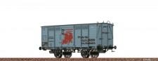 Brawa 48036 DRG MAN gedeckter Güterwagen Ep.2