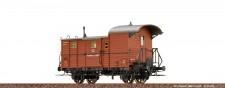 Brawa 48363 KPEV Güterzuggepäckwagen Ep.1