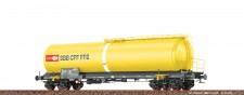 Brawa 48778 SBB Kesselwagen Ep.6